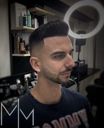 Barber Šarm Visage Dlhé Diely, Bratislava